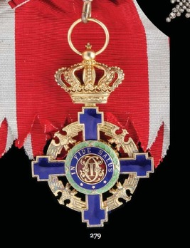 The Order of the Star of Romania, Type II, Civil Division, Grand Cross