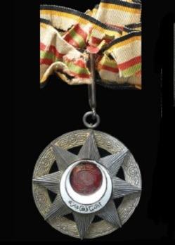 Order of Haroonia (Imtiaz-I-Haroonia), III Class Commander
