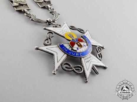 Cross of Honor Badge Obverse