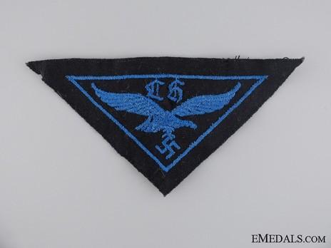 HJ Luftwaffe War Auxiliaries (Flak Helpers) Insignia Obverse