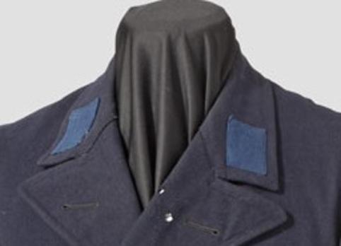 Kriegsmarine Matrose Blue Uniform Collar Tabs Obverse