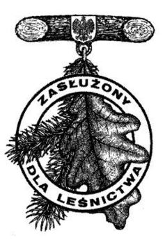 Decoration for Merit to Forestry Obverse