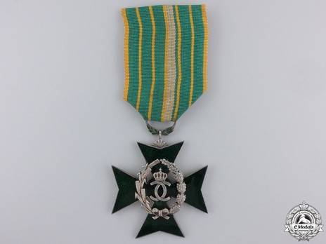 Order of Agricultural Merit, Type I, Knight's Cross Obverse
