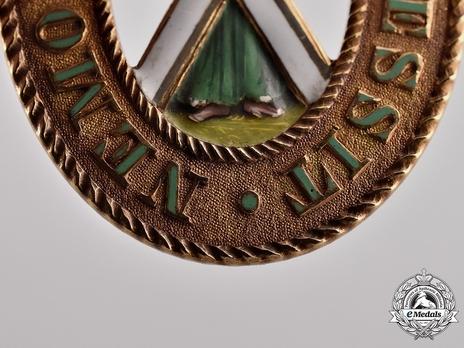 Sash Badge Obverse Detail