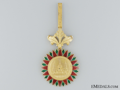 Order of the Crown of Thailand Grand Commander (II Class) Obverse