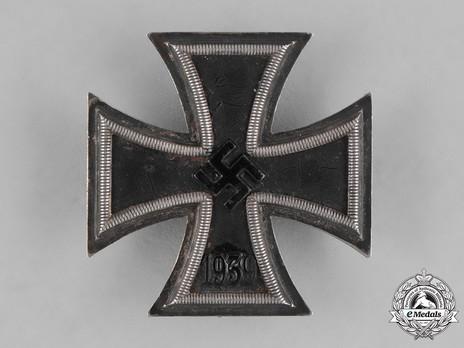 Iron Cross I Class, by Klein & Quenzer (65, Type A) Obverse