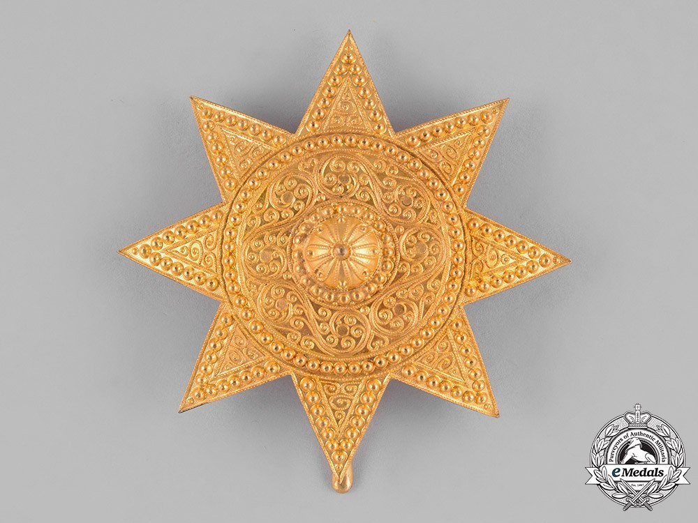 Order+of+the+star+of+ethiopia%2c+grand+officer+breast+star+%28in+bronze+gilt%29+1