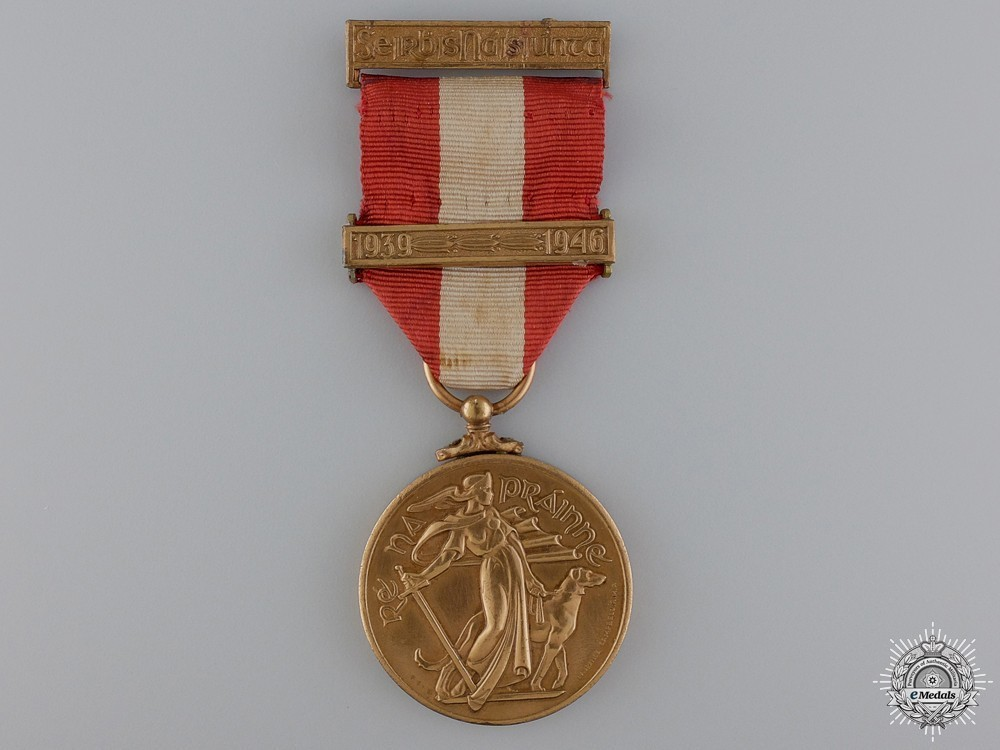 Local security force 1 clasp obverse