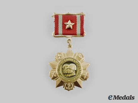 Medal for Distinguished Military Service, I Class