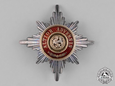 Commander Cross Breast Star Obverse