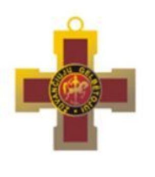 Life Saving Cross Reverse