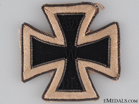 Model III, I Class Cross (in cloth)