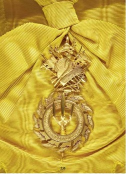 The Most Illustrious Order of the Royal House of Chakri Pendant Obverse