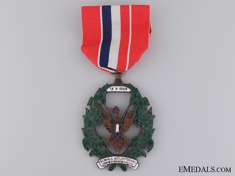 Order of Independence, Knight Obverse