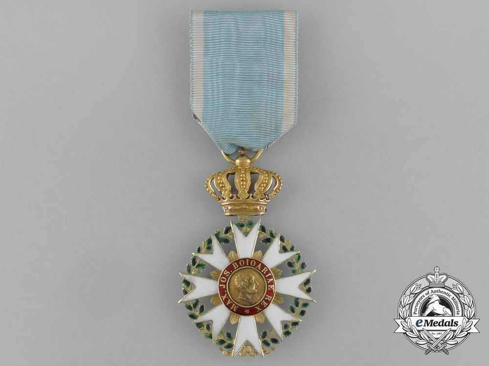 Merit+order+of+the+bavarian+crown%2c+knight%27s+cross+%28in+gold%29+1