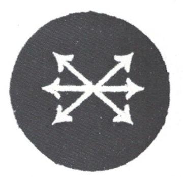 Kriegsmarine Enlisted Men Telephone Operator Insignia Obverse