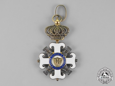 Order of San Marino, Type II, Grand Cross Reverse