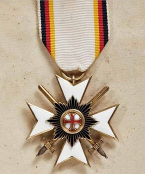 Order of Merit, Military Division, III Class Cross (with swords, 1914-1918)