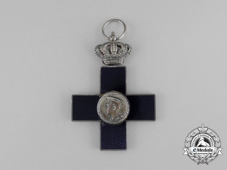 Order of Cultural Merit, Type I, Commander's Cross Obverse