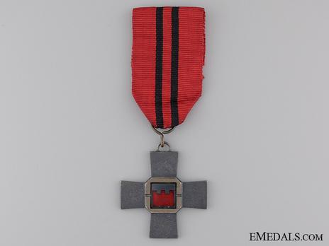 10th Division Commemorative Cross Obverse