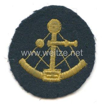 Kriegsmarine Enlisted Men Helmsman/Coxswain Insignia Obverse