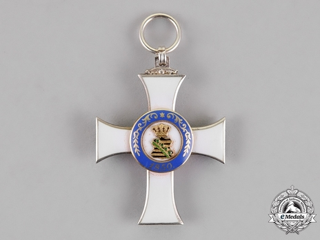 Type II, Civil Division, II Class Knight (in silver gilt)