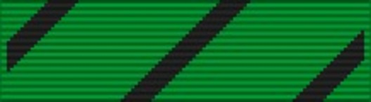 Bronze Cross Ribbon (1940-1942)