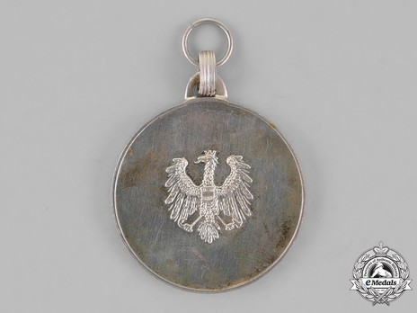 Military Merit Medal, in Silver Obverse