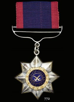 Indian Order of Merit, Military Division,  I Class Medal (1939-1944)