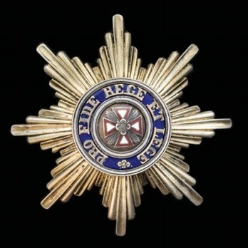 Breast Star (privately-made) Obverse