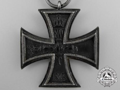 Model III, II Class Cross, by C. Dillenius