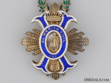 Officer (Silver gilt) Obverse