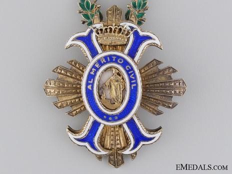 Officer (Silver gilt) Obverse