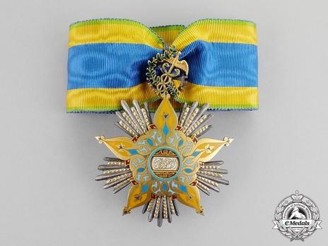 I Class Commander (Monarchy, 1932-1954) Obverse