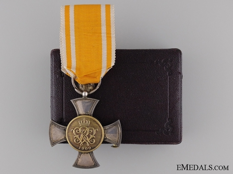 """Type IV, Cross (with commemorative number """"50"""")"""