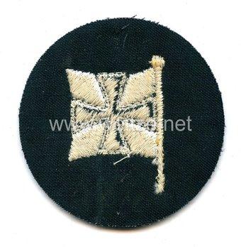 Kriegsmarine Enlisted Men Admiralty Staff Insignia Reverse