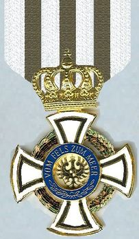 Civil Division, Knight (in gold) Obverse