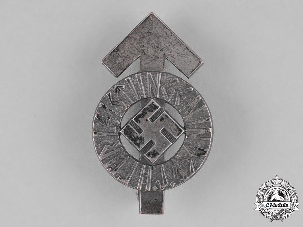 Hj+proficiency+badge%2c+in+silver+1