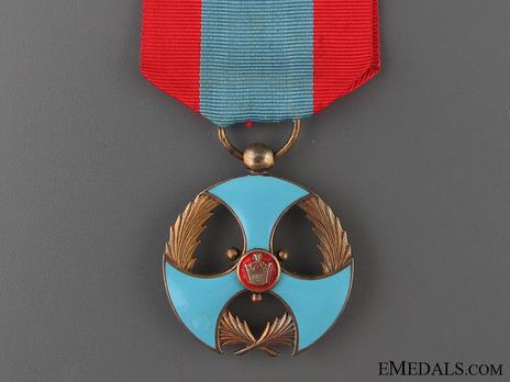 Order of Merit (Nishan-i-Liaqat), Type I, I Class Obverse