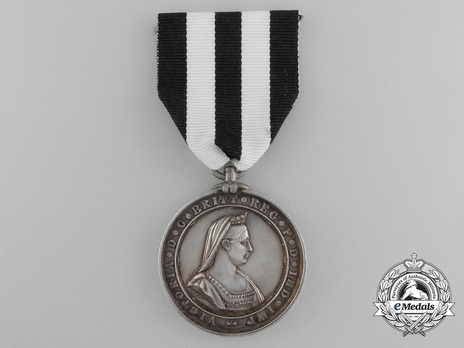 Silver Medal (1898-1947) Obverse