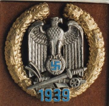 Gau Honour Badge Wartheland, Large Obverse