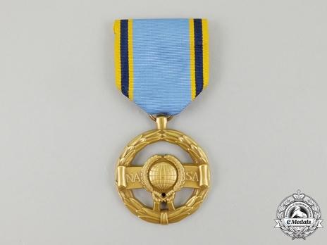 NASA Exceptional Service Medal Obverse