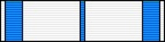 III Class Medal (for Performance Arts, 2000-) Ribbon