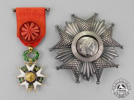 Grand Officer Details