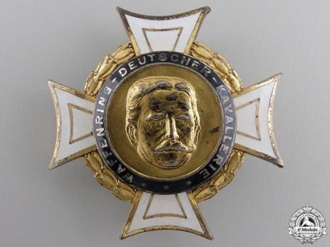 Mackensen Honour Cross, I Class Obverse