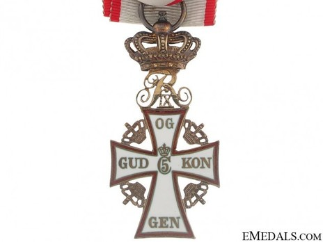 Silver Cross (Frederik IX) Obverse