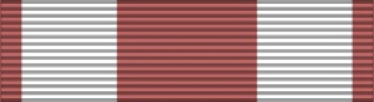 Bronze Cross (Second Polish Republic) Ribbon