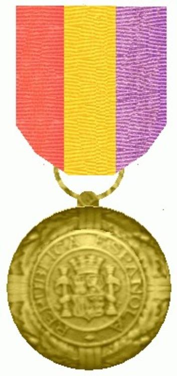 Orde van de spaanse republiek in ballingschap