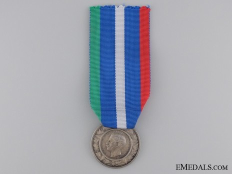 Silver Medal (third issue) Obverse
