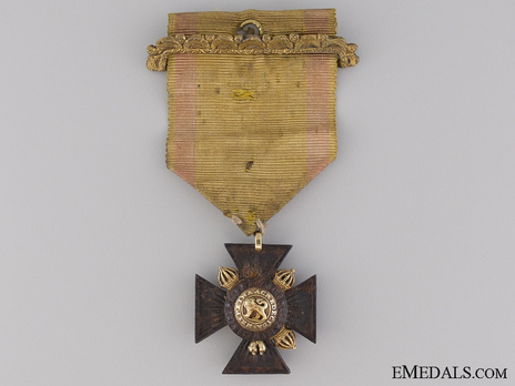 Cross (for British Officers) Obverse